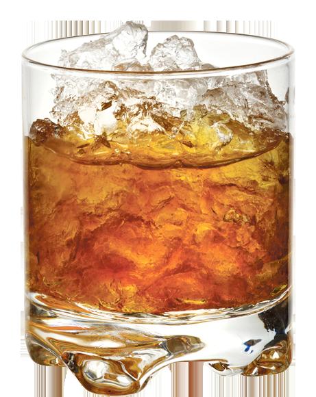 Salty Caramel On Ice drink